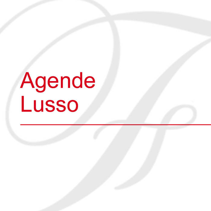 Agende Lusso 2020